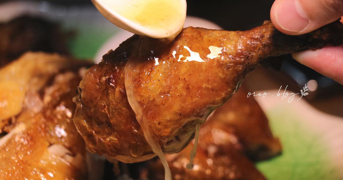 台北炫庄桶仔雞|招牌喀滋喀滋脆皮桶仔雞~各式熱炒、 海鮮、長安東路熱炒街推薦
