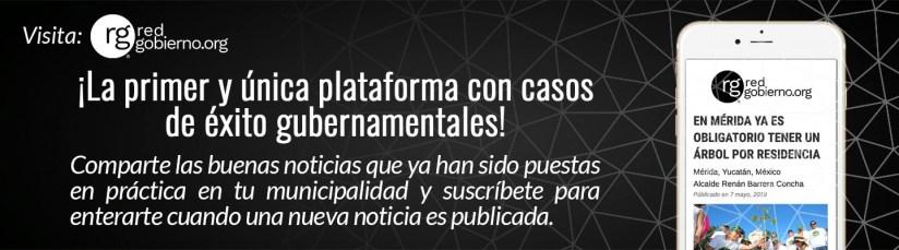 Red Gobierno® 2020 Plataforma de casos de éxito en el gobierno