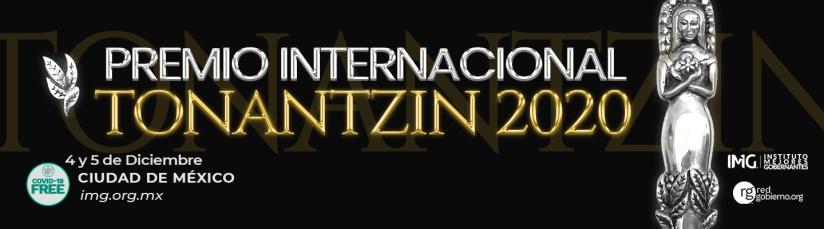 Premio Internacional Tonantzin 2020