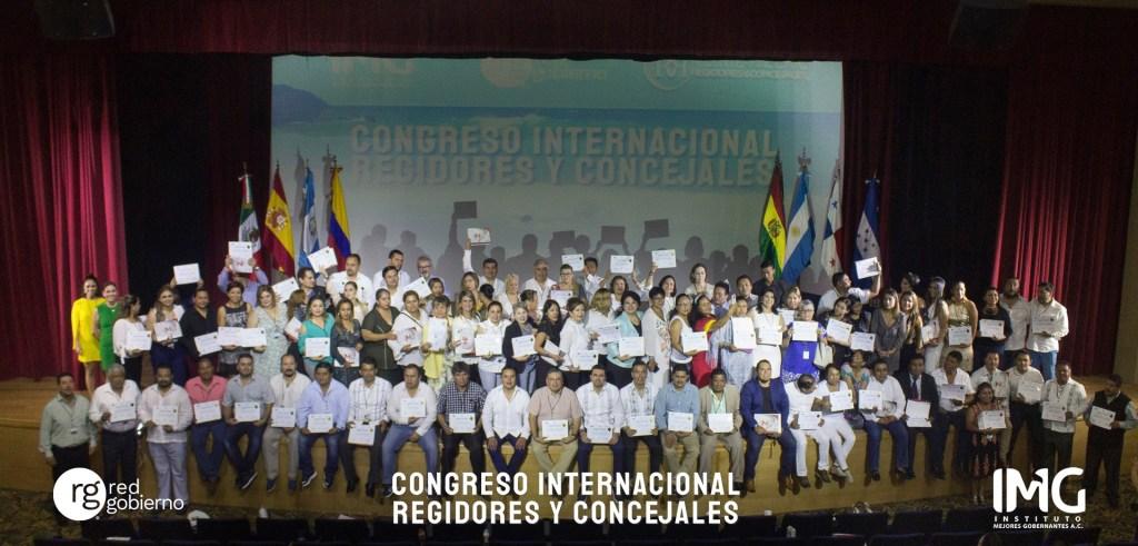 Congreso Internacional de Regidores y Concejales 2019 - Cancún - Organizado por el Instituto Mejores Gobernantes y Red Gobierno