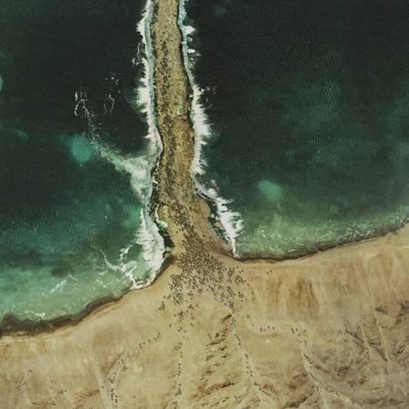 Mar se abrindo