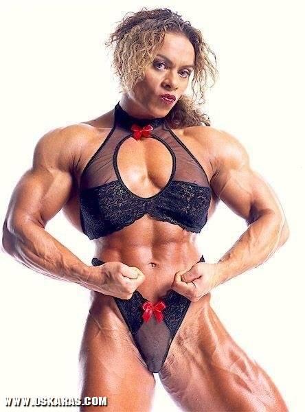 Mulheres mais fortes de sao paulo