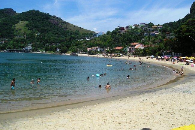 Praia de Ibicuí:
