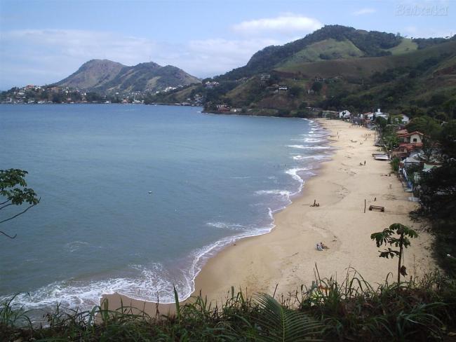 Praia de Mangaratiba: