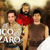 Assistir O Rico e o Lázaro capítulo 1 completo