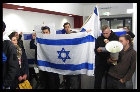 Squadrismo Ebraico a Roma