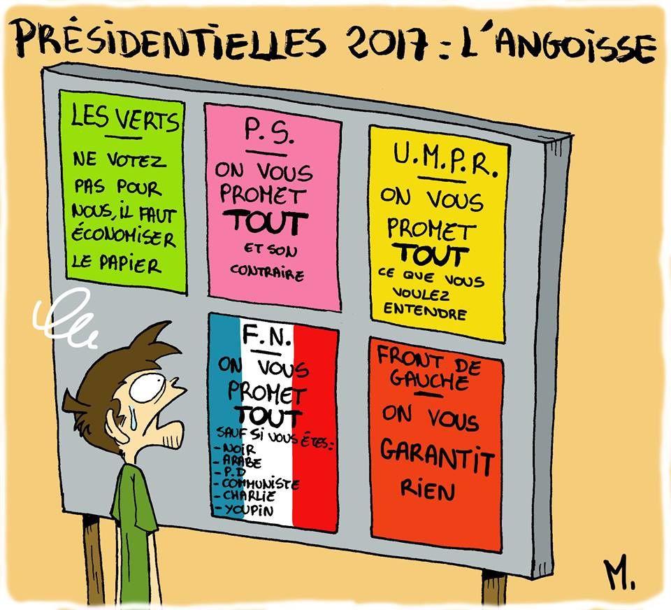 """Résultat de recherche d'images pour """"présidentielle 2017 humoristiques"""""""