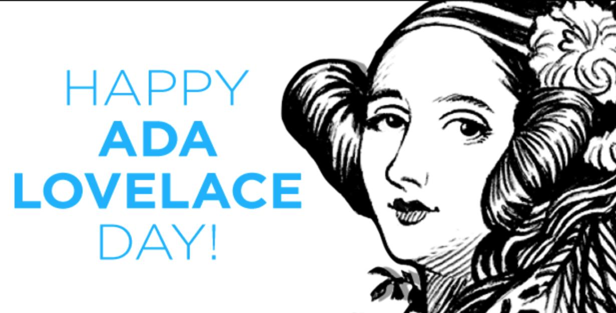 HAPPY ADA LOVELACE DAY !