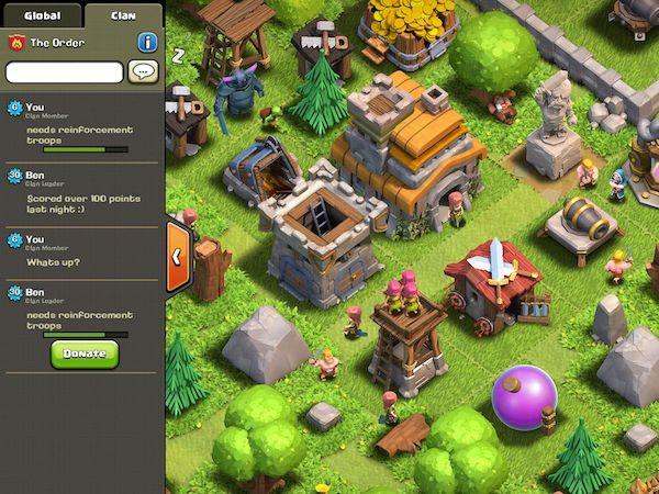 Clash of Clans : une cash machine du social mobile [fromFinland]