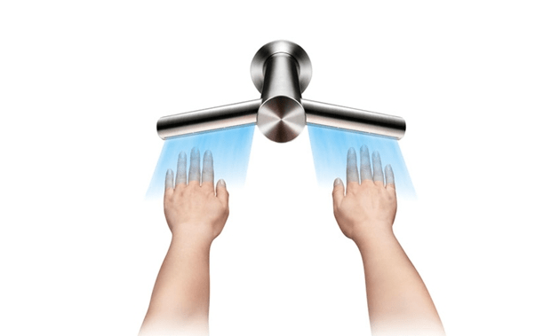 Dyson Airblade Tap : le robinet du futur [want]