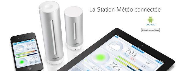 Netatmo : la station météo connectée [domotiqueTactile]