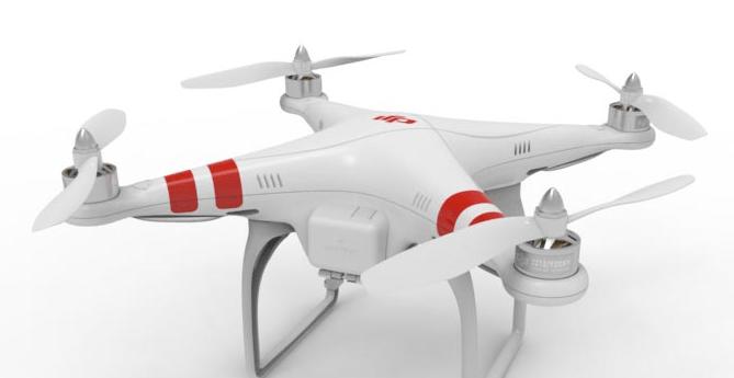 Phantom DJI : le drone qui fait le buzz [jouetpouradulte]