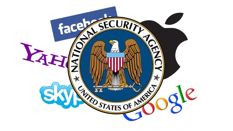 Comment la NSA vous surveille (expliqué en patates)