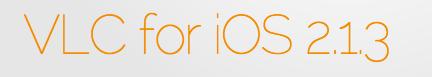 VLC iOS : joie dans les iPads [BestAppEver]