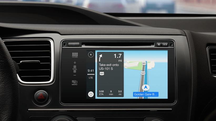 Apple CarPlay : l'heure de la voiture connectée est arrivée [oudemain]