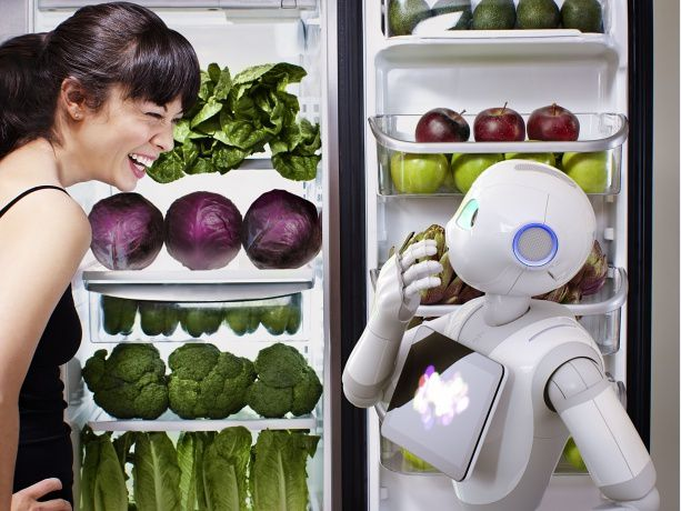 Pepper : 10 000 pré-commandes pour le robot d'Aldebaran [madeinJapan]