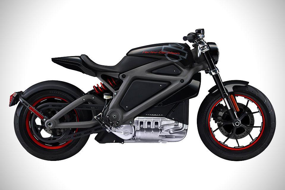LiveWire la 1ere Harley Davidson électrique [etlebruit?]