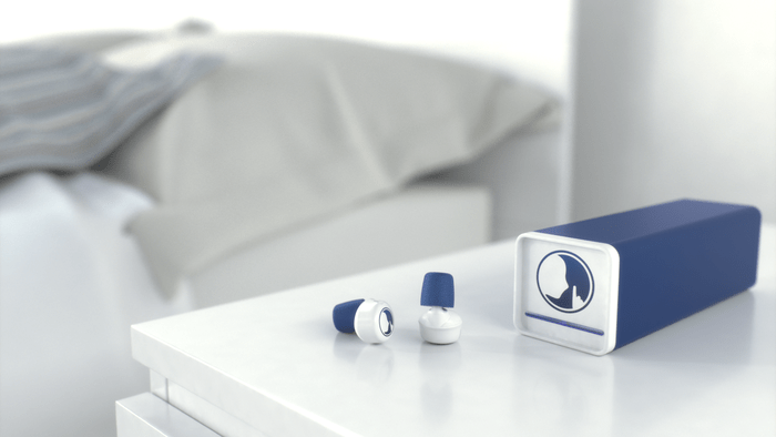Hush : la protection auditive intelligente [kickstarter]