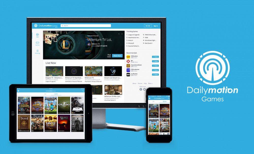 Dailymotion Games : l'entrée dans l'arène [videocasting]