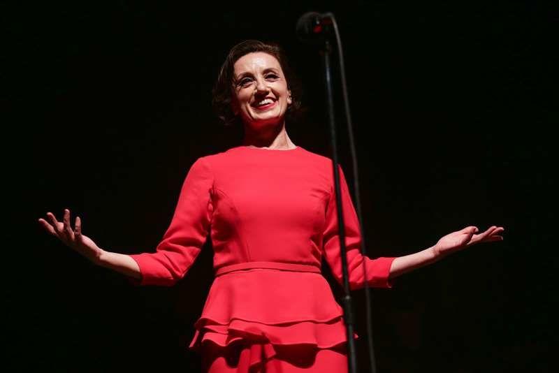 Luz Casal au théâtre Mohamed V.