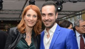 Milena Miconi e Edoardo Alai