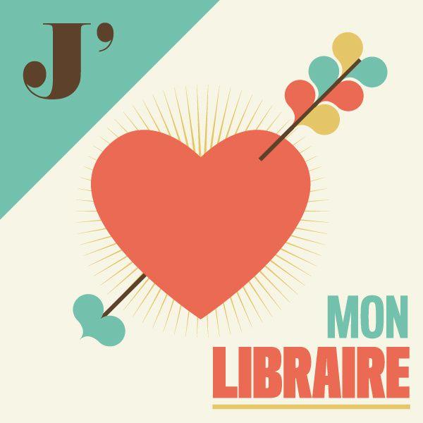 I ♥ mon libraire!... #3