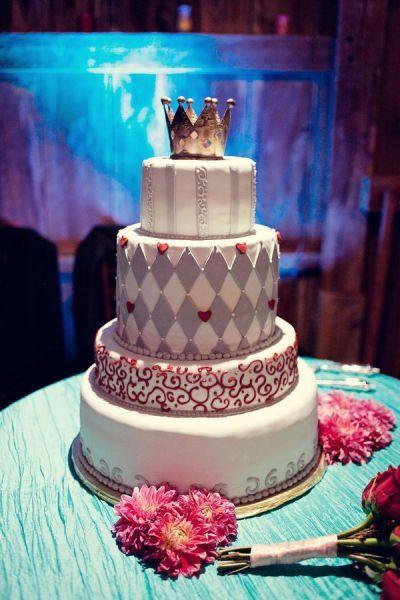 Et même des gâteaux de mariage!