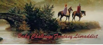 Lu dans le cadre du Baby challenge fantasy 2014 organisé par Livraddict