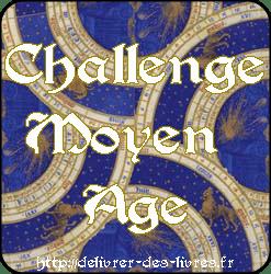 """Lu aussi dans le cadre du challenge """"Moyen âge"""""""