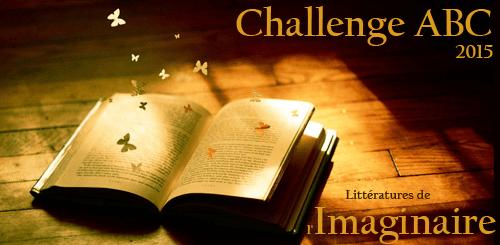 Challenge ABC de l'imaginaire 2015
