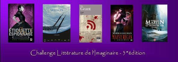"""Lu aussi dans le cadre du challenge """"Littératures de l'imaginaire 2015"""""""