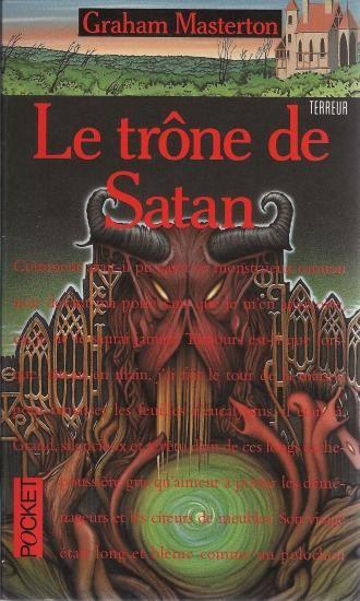 [Chronique littéraire] Le trône de Satan, de Graham Masterton