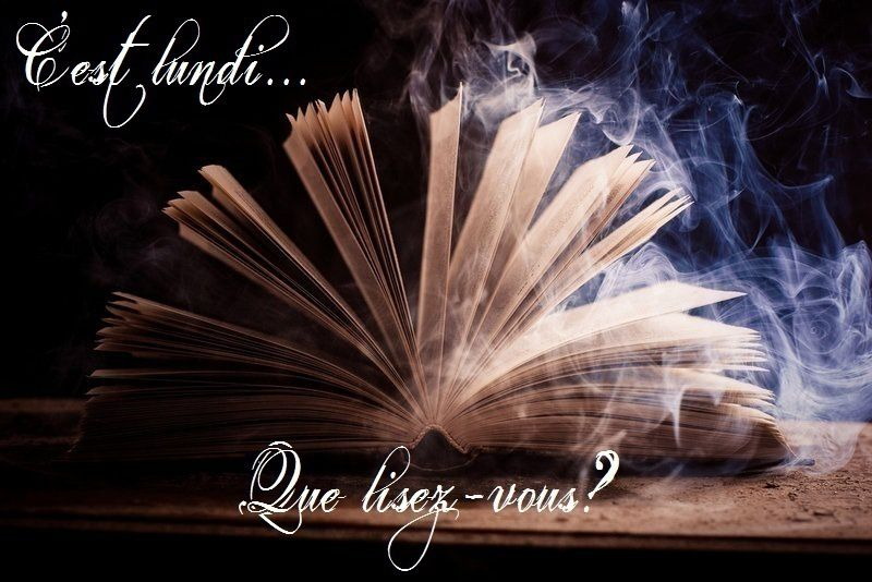 C'est lundi, que lisez-vous?? #36