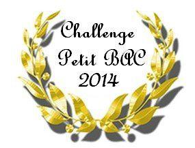 Challenge Petit Bac 2014, j'en suis!!