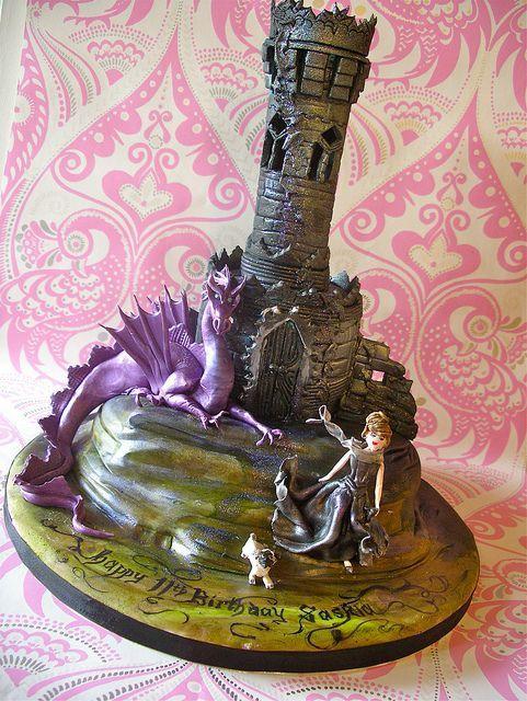 Gâteaux d'anniversaire...