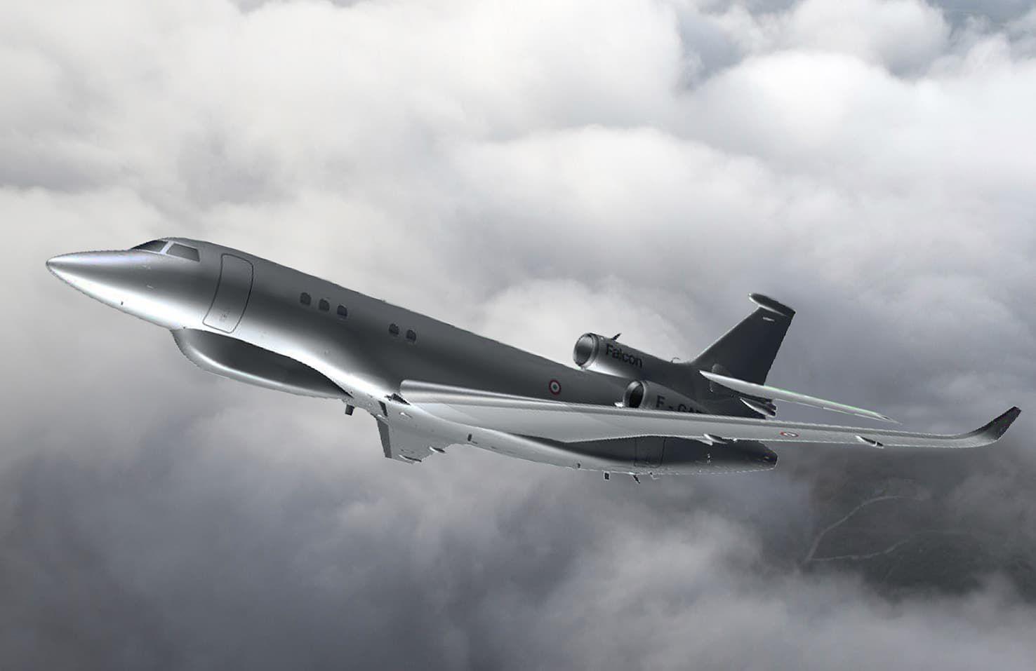 photo Dassault Aviation
