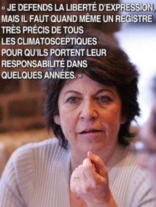Madame LEPAGE ou Vichy quand tu nous tiens.