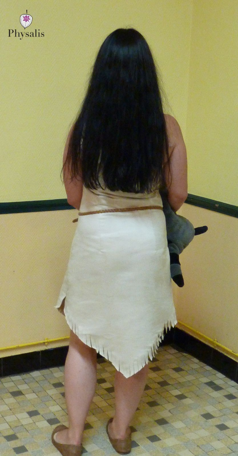 Déguisement soirée cinéma 1 /Pocahontas