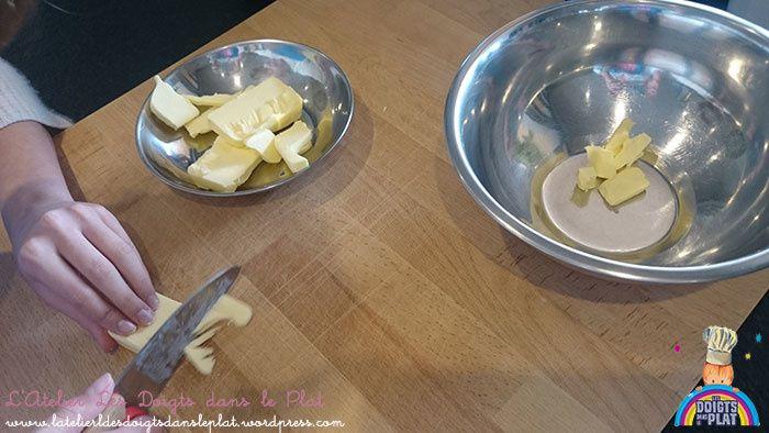 Prépare tes ingrédients et ensuite passe à la préparation de la frangipane