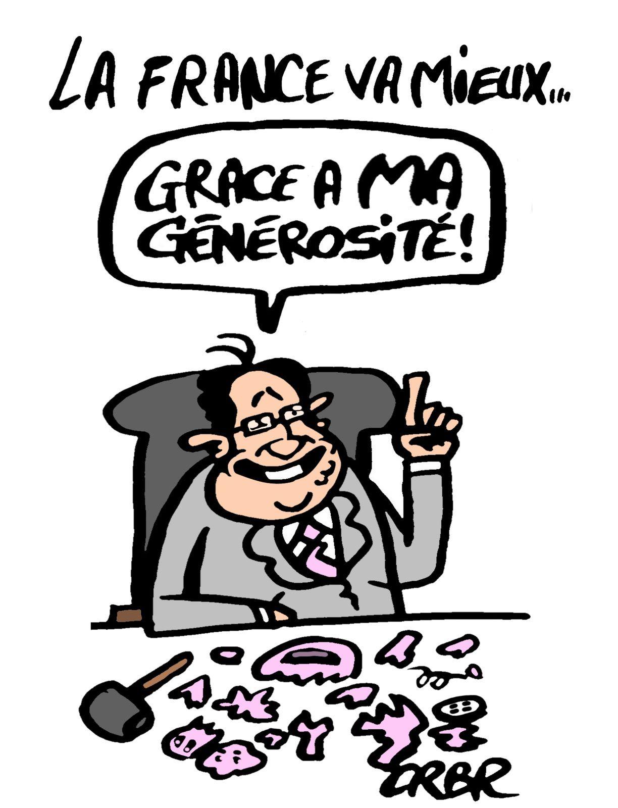 La France va mieux: