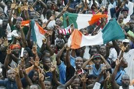 Le peuple souverain de Cote D'Ivoire.
