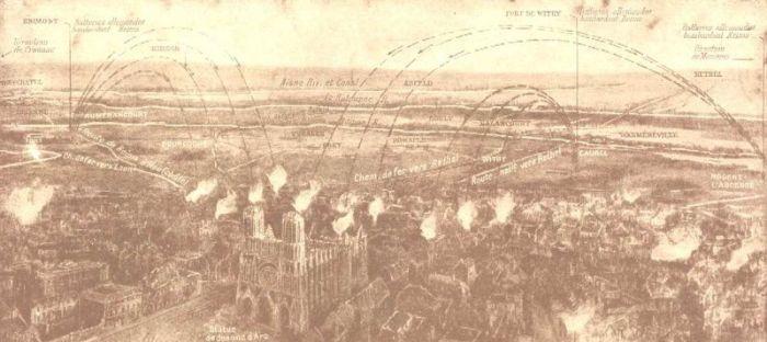 Le Fort et le Cran de Brimont