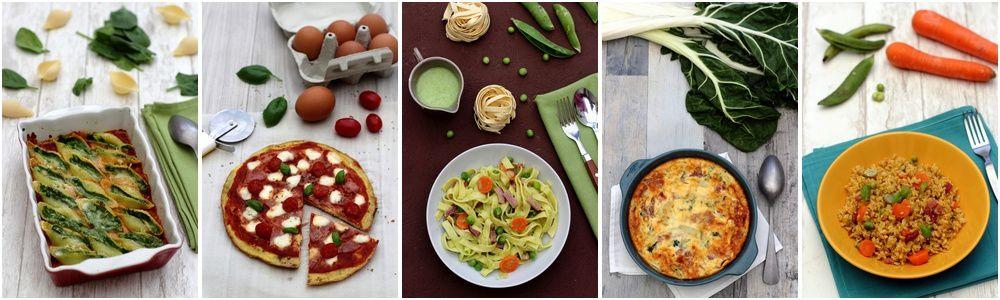 planning repas pour la saison printemps