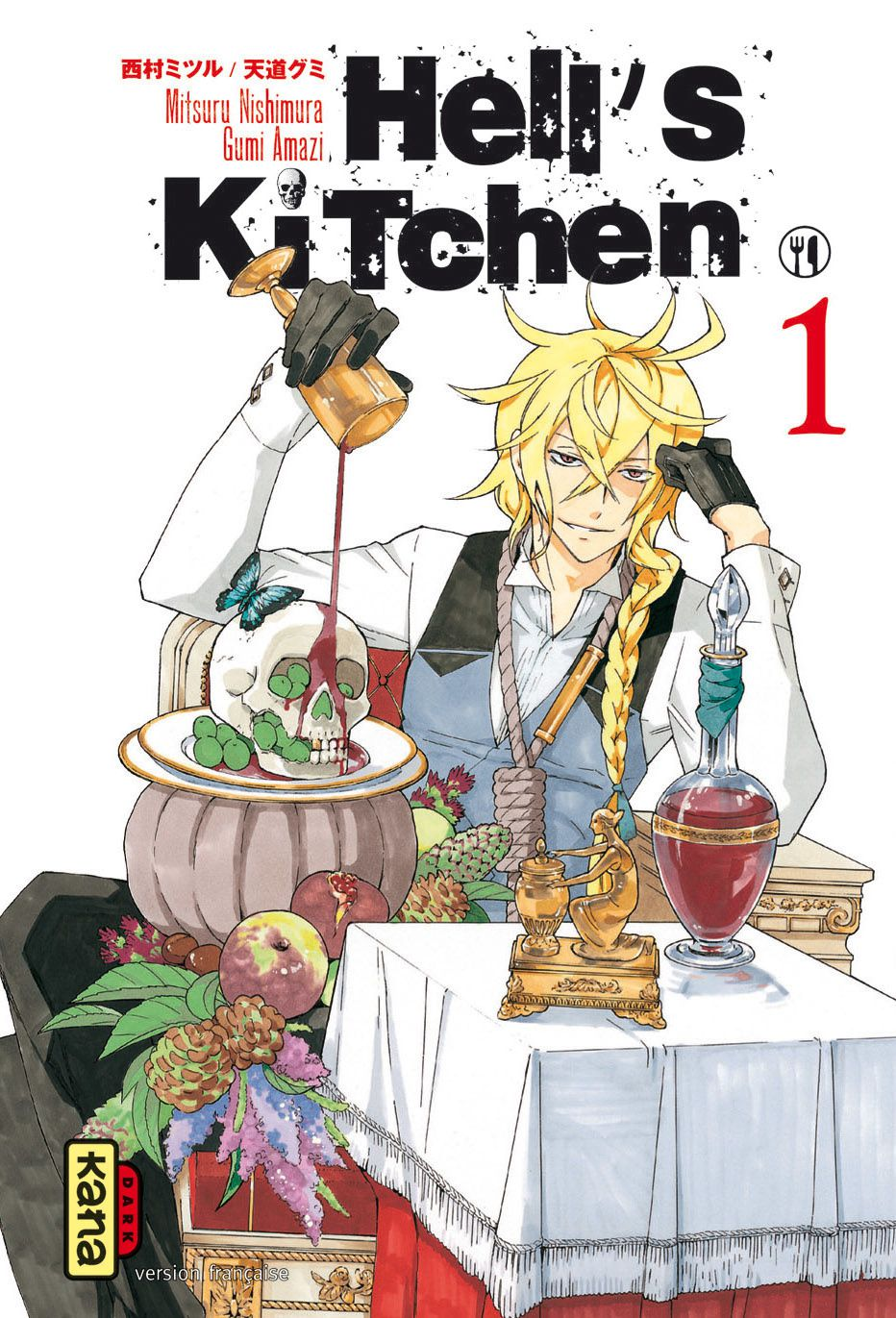 Hell's Kitchen tome 1