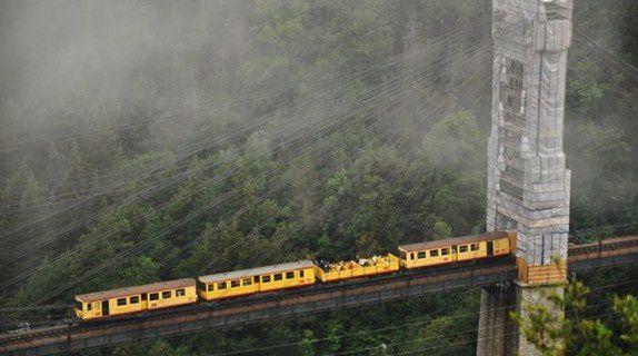 Train Jaune :  quand le PS déboulonne, Pepy se bidonne