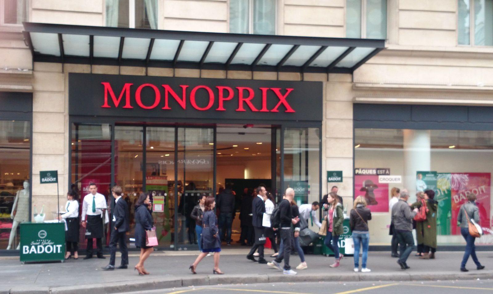 Résultats de recherche d'images pour «magasin Monoprix»