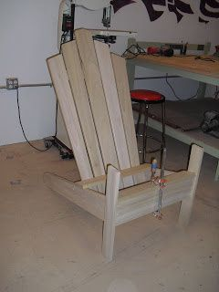 how to pronounce adirondack chair