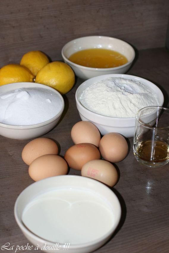 Cake infiniment citron de Pierre Hermé