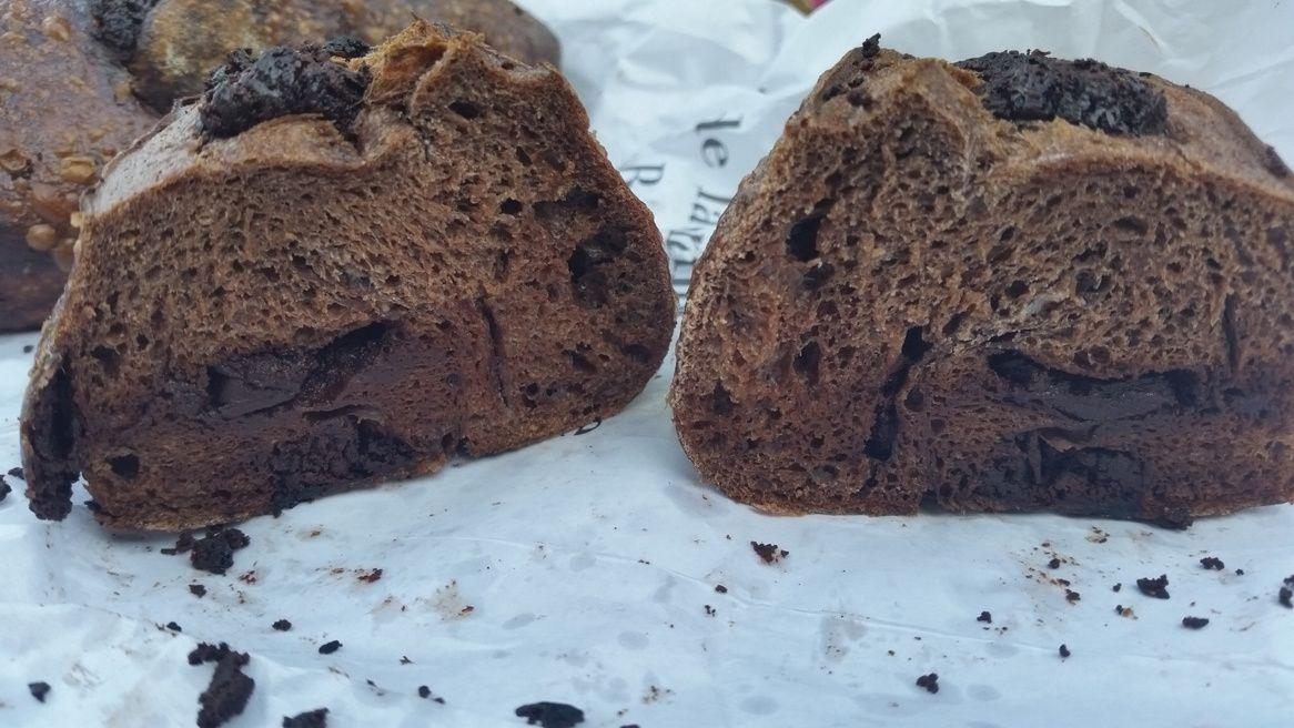"""""""J'ai testé pour vous"""" Le pain cacao de la maison Jean Marc Bordonnat à Nice"""