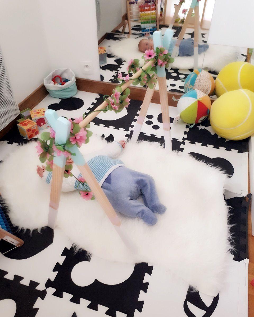 salle de jeux d inspiration montessori